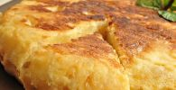 tortilla de papa sin aceite