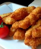 receta fingers de pollo